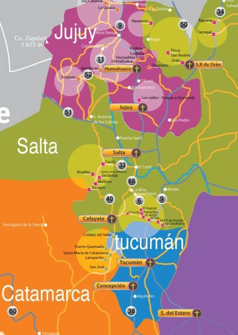 Mapa Argentina con proyectos AGOSTOpdf