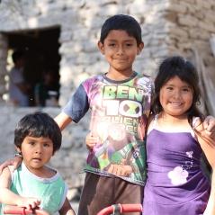 Isamel, Zayra y Mateo