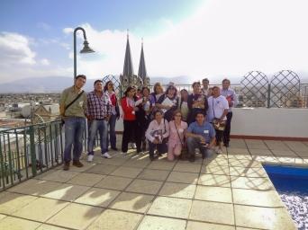 Encuentro de Emprendedores en el Hotel Escuela