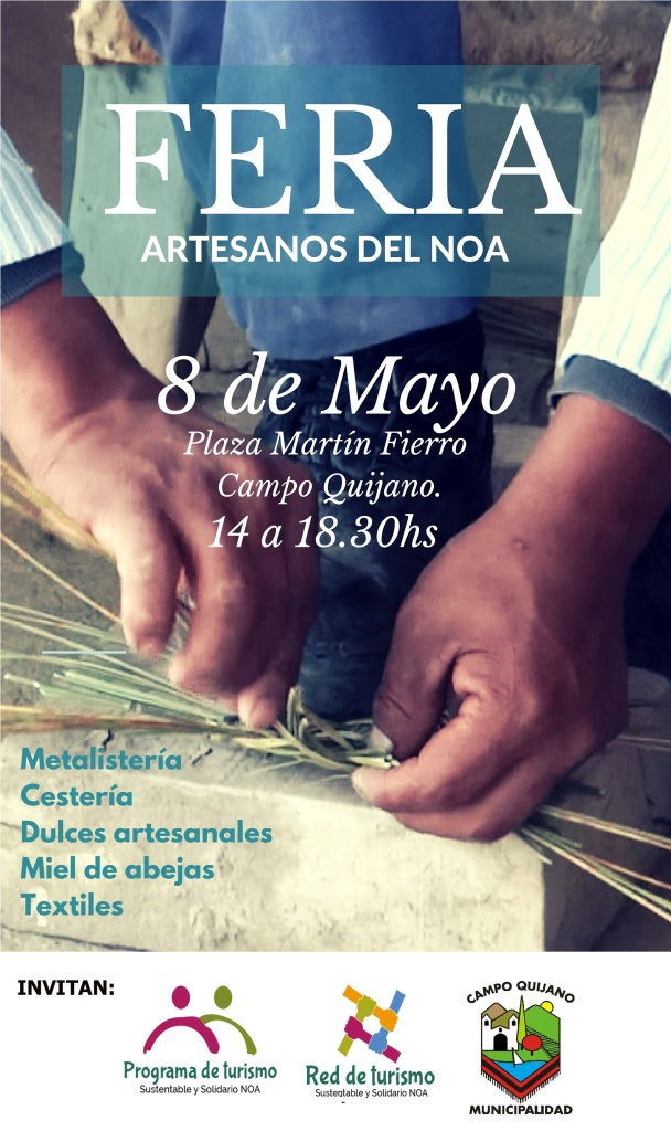 Feria de Artesanos - Plaza Martín Fierro